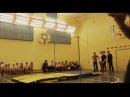 Workout выступление в школе. 2012 год