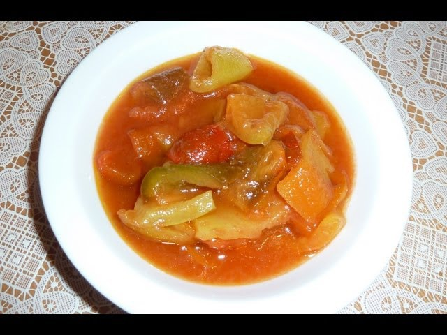 Готовим ЛЕЧО. Лучший рецепт моей бабушки. Консервируем на зиму (salad of peppers)