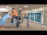 История конфликта Ника Диаза и Джо Риггза в больнице после боя ||| The Animated Tales Of Nick Diaz - Joe Riggs hospital fight
