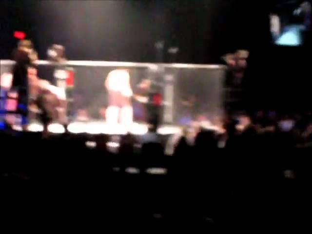 Эрика Эш Баттербин - Дин Стоури ||| Butterbean vs Dean Storey full fight
