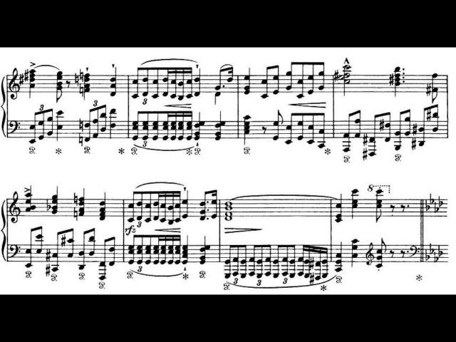 Mendelssohn/Liszt - A Midsummer Night's Dream (AudioSheet) [Cziffra]
