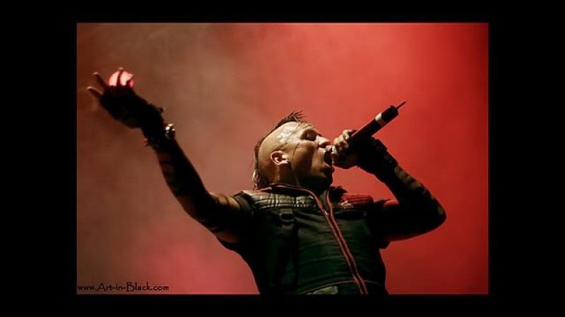 Hocico - Live in Concert - A Través De Mundos Que Arden - 01:12:23 - HD Remastered [ DVD, 2005 ]