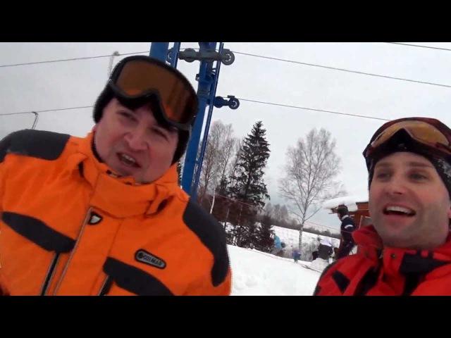открытие горнолыжного сезона 2012 2013