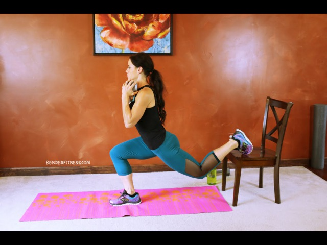 Lower Body Core Shaping Workout Cardio Bursts -30 Minute Home Workout
