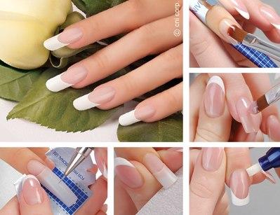 Курс наращивание ногтей