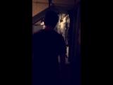 Йен на съемках сериала «Милые обманщицы»