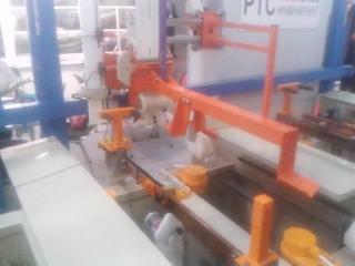 Expo Coating Москва осень 2015 г. Автоматическая линия.