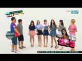 150624 Weekly Idol AOA - Random Dance Play Heart Attack Cut Ep 204
