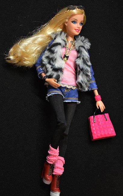Barbie Style Glamour Luxury Fashion 22