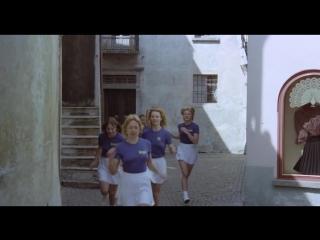 Шесть шведок на заправке ( эротический фильм )