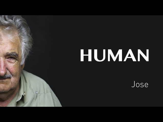 Jose's interview URUGUAY HUMAN