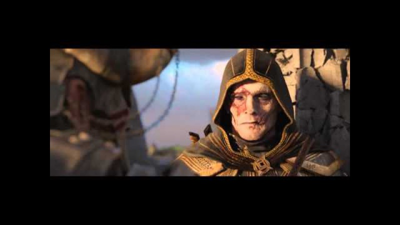 The Elder Scrolls Online – The Confrontation Cinematic Trailer HD