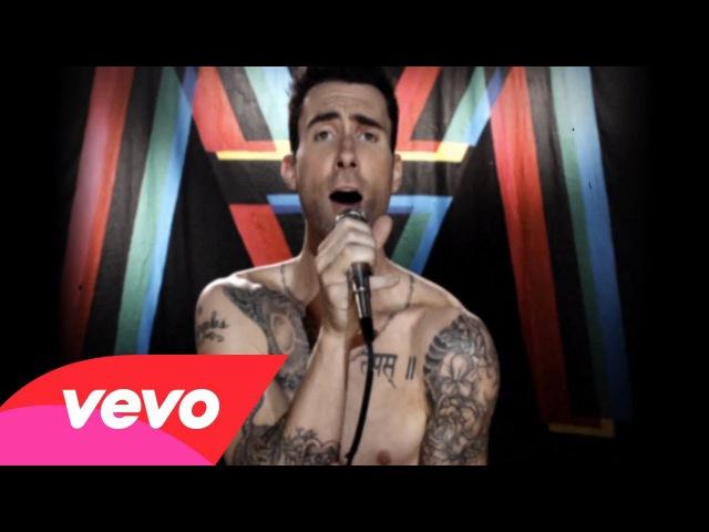 Maroon 5 Moves Like Jagger ft Christina Aguilera