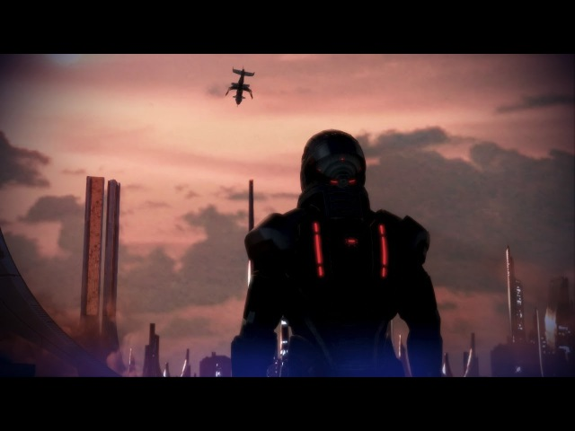 Mass Effect 3 - On My Own (Music Video)