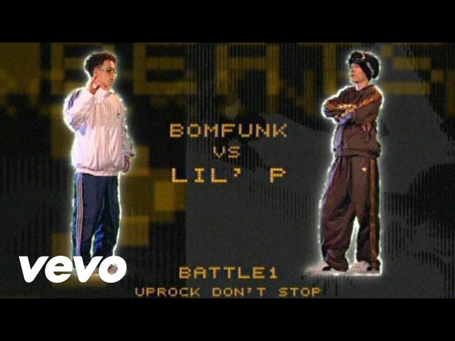 Bomfunk MC's - Uprocking Beats (Video)