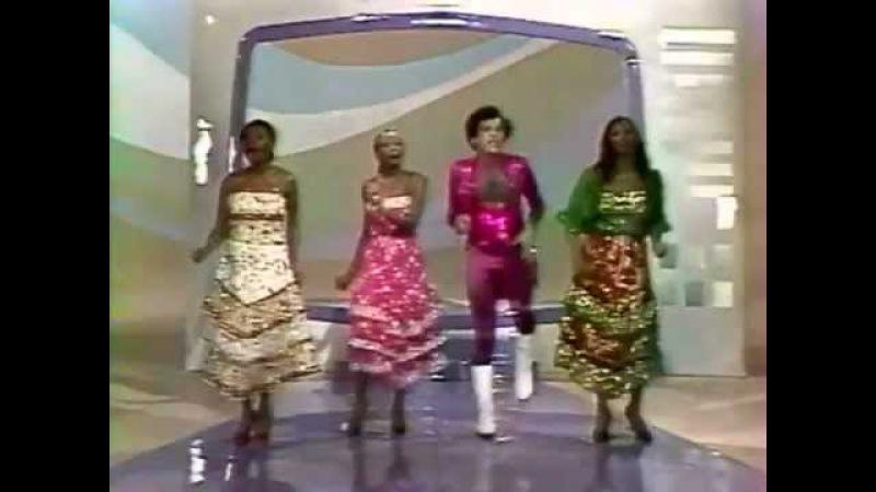 Boney M - Bahama Mama (Collaro Show)