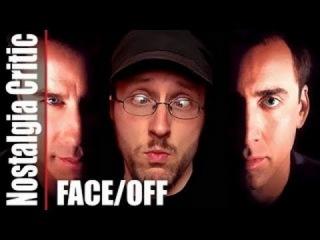 Nostalgia Critic - Face/Off / Без Лица (rus mvo)