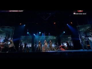 «Х-фактор-5». Трио «Экстрим» – Звезда по имени Солнце (Виктор Цой cover) | Второй прямой эфир (15.11.2014)