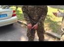 Самооборона новый быдло начальник ГАИ Николаева