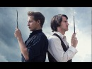 Dumbledore and Grindelwald The Greater Good Crimes of Grindelwald Prequel
