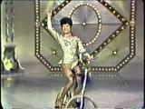 Женщина... На каблуках... На велосипеде... Трюки... Я В ВОСТОРГЕ!!!