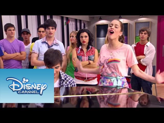 Violetta: Momento musical - Os alunos do Studio cantam juntos