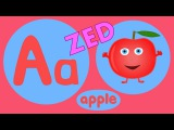 Phonics Song 2 (new ZED version)