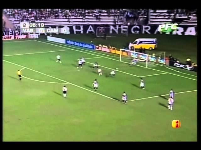 Leandro Amaral vs Atlético Mineiro 2007