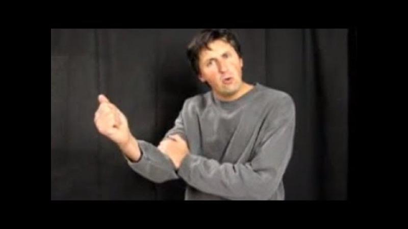 Italian hand gestures explained - Итальянские жесты