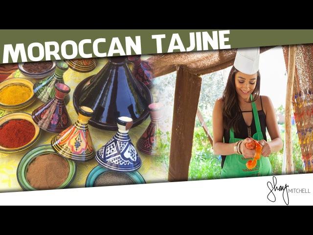 Authentic Moroccan Tajine w/ Spices