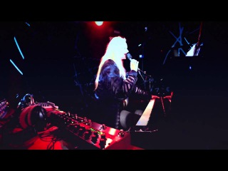 Jenny Hval & Susanna 'Meshes of Voice' Live from Dokkhuset, Trondheim NOR 12th of November 2014 HD
