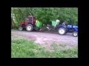 Ржачка трактор Т-25 проти Китайця