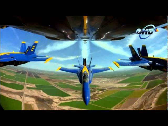 Van Halen Dreams Blue Angels