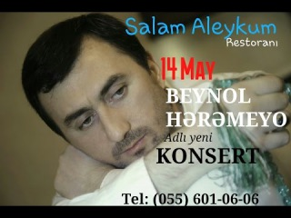 Aqshin Fateh - Beynol Heremeyno 2015 yeni Tam Orijinal