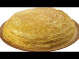 Как приготовить блинчики ( тонкие ). | How to cook pancakes (thin).