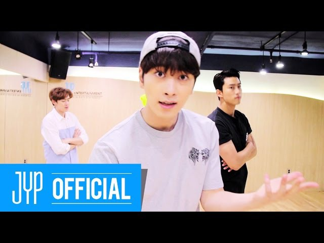 2PM My House(우리집) Dance Practice 2 (Eye Contact Ver.)
