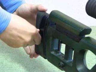 Снайперская винтовка СВ- 98