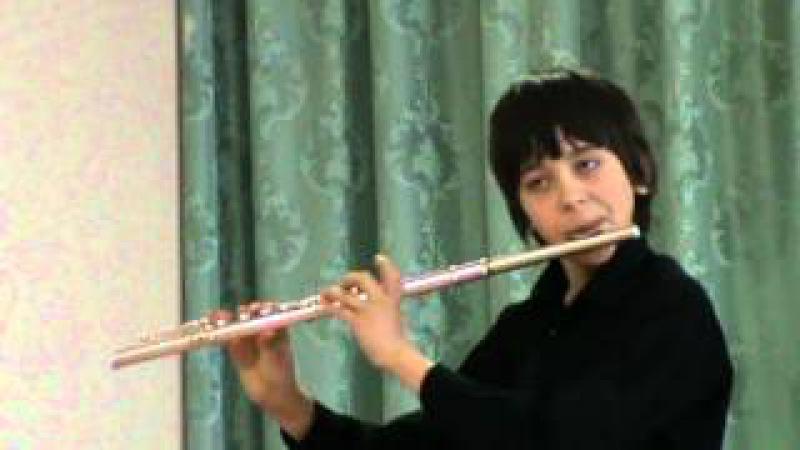 В.А. Моцарт Концерт Соль мажор 1 ч. К. Боллинг Ирландия