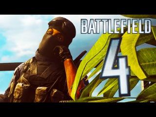 Battlefield 4 Random Moments 65 (Rocket Men, Trolling EOD Bot!)