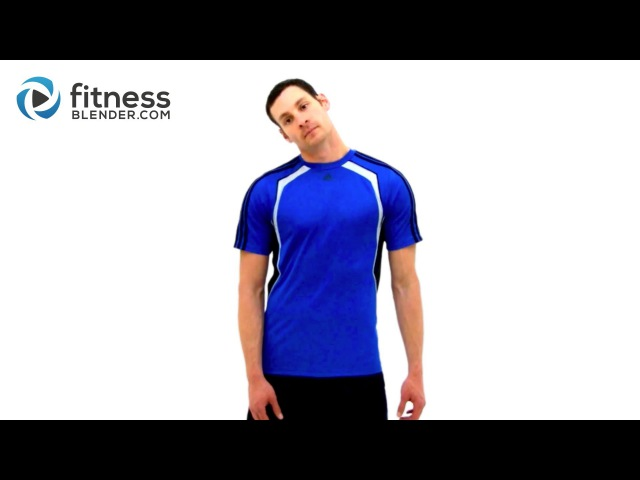Fitness Blender Upper Body Stretching Routine