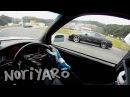 Tandem drift with Daigo Saito at Nikko Circuit