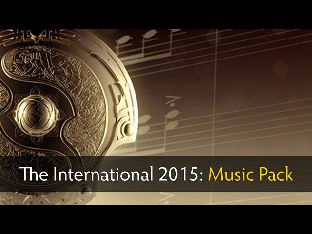 Dota 2 The International 2015 Music Pack
