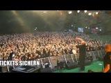 MONO INC. TV Episode 176 Feuertal Festival 2013