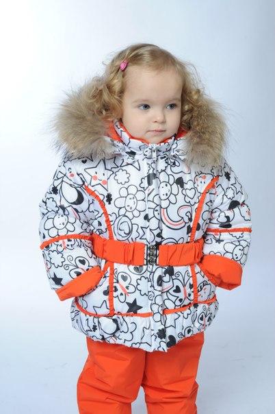 Зимняя Верхняя Детская Одежда Оптом