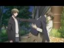 Чистая романтика 10 серия 3 сезон русская озвучка Majestic-Kun  Junjou Romantica TV-3