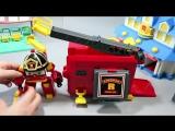 Видеообзор: Робокар Поли и его друзья.