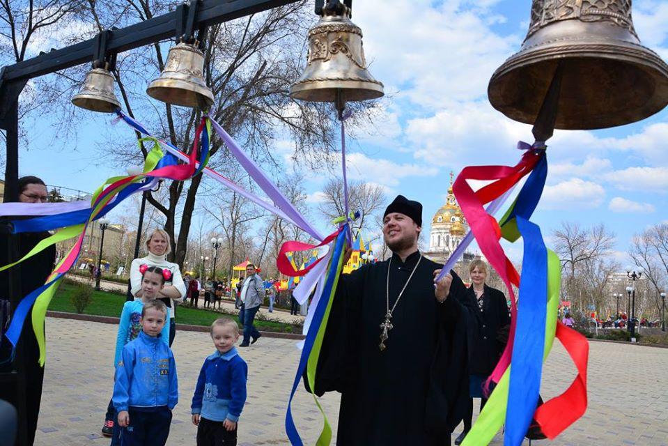 Фестиваль православной культуры колокола
