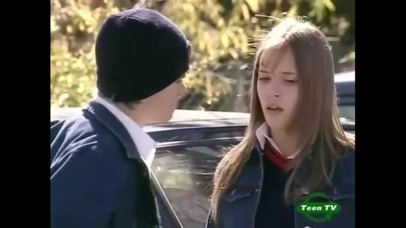 Мия спрашивает Сабрину про Мануэля Мануэль видит Мию и Лукаса 91 серия 2 сезон