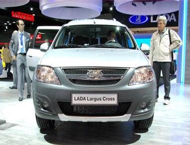 Lada Largus Cross – производство и продажи начались.
