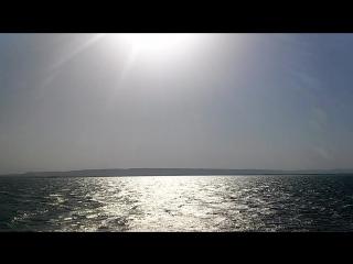 Прогулка на яхте в Красном море.